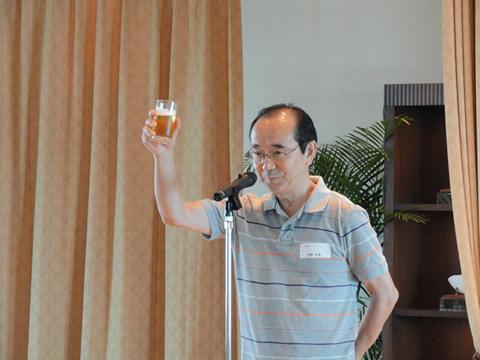 長崎先生乾杯音頭
